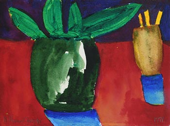 William Crozier, Still Life, Barcelona (1991) at Morgan O'Driscoll Art Auctions