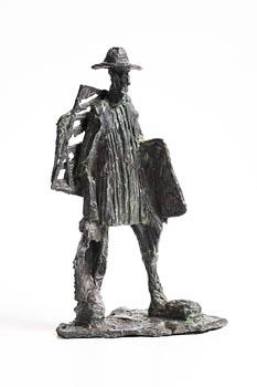 John Behan, Van Gough at Morgan O'Driscoll Art Auctions