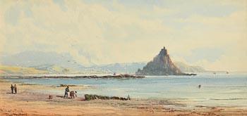 John Faulkner, Michael's Mount at Morgan O'Driscoll Art Auctions