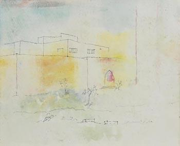 Michael Scott, Morocco (1981) at Morgan O'Driscoll Art Auctions