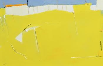 Mike Fitzharris, Farmyard, Spain at Morgan O'Driscoll Art Auctions