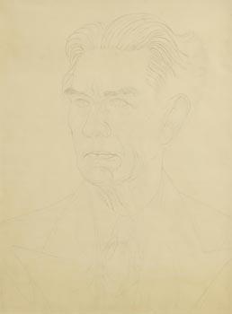 John Luke, Dr Alexander Irvine at Morgan O'Driscoll Art Auctions
