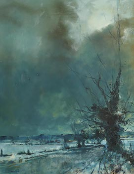 Arthur K. Maderson, Road to Wells, Somerset at Morgan O'Driscoll Art Auctions