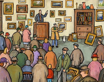Gladys MacCabe, Picture Auction at Morgan O'Driscoll Art Auctions