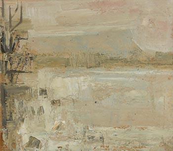 Terence P. Flanagan, Lissadell Twilight at Morgan O'Driscoll Art Auctions