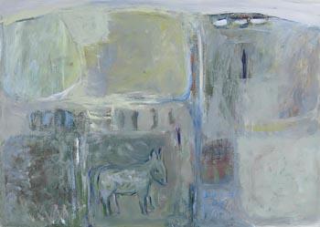 Anita Shelbourne, Donkey at Morgan O'Driscoll Art Auctions