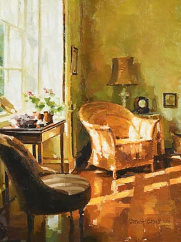 Mark O'Neill, Evening Light (2002) at Morgan O'Driscoll Art Auctions