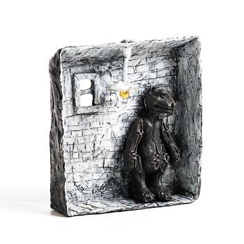 Patrick O'Reilly, Home Bear (2016) at Morgan O'Driscoll Art Auctions