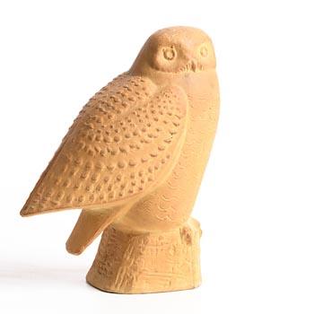 Oisin Kelly, Owl at Morgan O'Driscoll Art Auctions