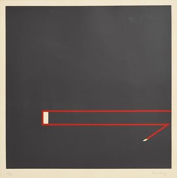 Cecil King, Zaragossa (Grey) (1979) at Morgan O'Driscoll Art Auctions