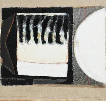 John Shinnors, Friday, Still Life II (2002) at Morgan O'Driscoll Art Auctions