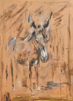 Donkey at Morgan O'Driscoll Art Auctions
