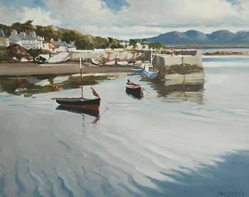 Low Ebb, Roundstone (1983) at Morgan O'Driscoll Art Auctions