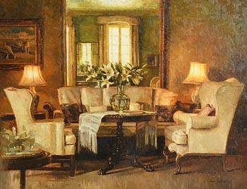 Mark O'Neill, The Drawing Room (2000) at Morgan O'Driscoll Art Auctions