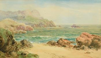 Alexander Williams, Dooagh Bay, Rosapenna, Donegal at Morgan O'Driscoll Art Auctions