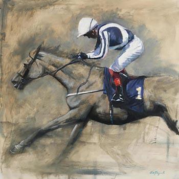 John Fitzgerald, Absolute Trust at Morgan O'Driscoll Art Auctions