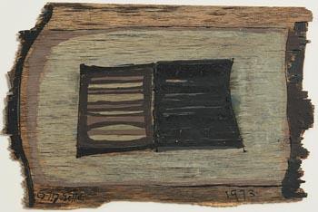 Tony O'Malley, St. Martins (1973) at Morgan O'Driscoll Art Auctions