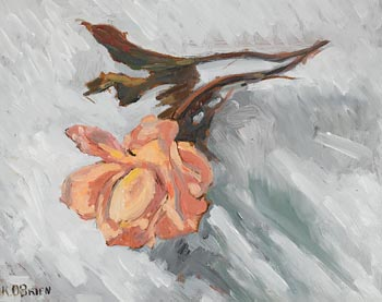 Kitty Wilmer O'Brien, Summer Flower at Morgan O'Driscoll Art Auctions