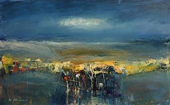Nael Hanna, Sea Elements at Morgan O'Driscoll Art Auctions