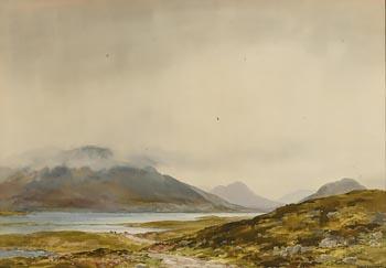 Frank Egginton, The Killeries, West of Ireland at Morgan O'Driscoll Art Auctions