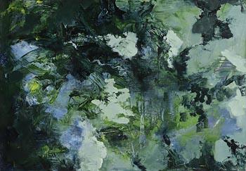 Janet Cruise Halpin (b.1952), Gliding Light (2018) at Morgan O'Driscoll Art Auctions