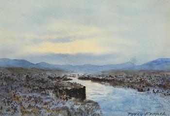 William Percy French, Connemara Boglands at Morgan O'Driscoll Art Auctions