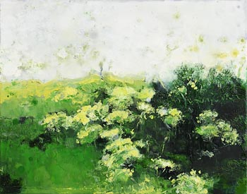 Bernadette Kiely, Growth (Queen Anne's Lace) (2006/7) at Morgan O'Driscoll Art Auctions