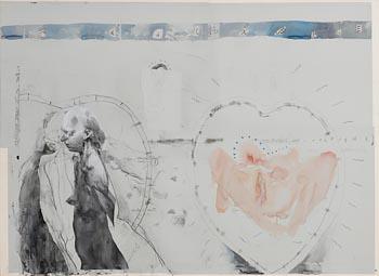 Patrick Graham, Odalisque (2003) at Morgan O'Driscoll Art Auctions