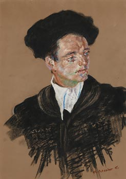 Christopher Campbell, Man Of Sweden at Morgan O'Driscoll Art Auctions