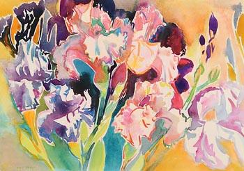 Fr. Jack P. Hanlon, Summer Flowers at Morgan O'Driscoll Art Auctions