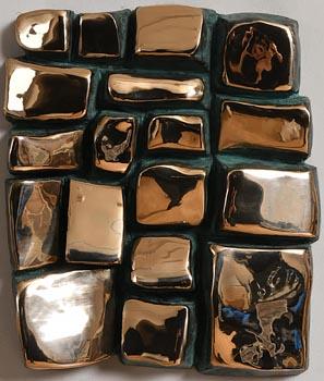 Patrick O'Reilly, Bronze Blocks at Morgan O'Driscoll Art Auctions