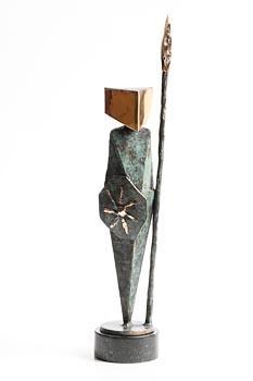 Ray Delaney, Cuchulainn (2021) at Morgan O'Driscoll Art Auctions