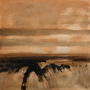 Colin Middleton, Louth Coast II (1970) at Morgan O'Driscoll Art Auctions