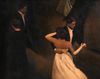 Anne Magill, The Waltz at Morgan O'Driscoll Art Auctions