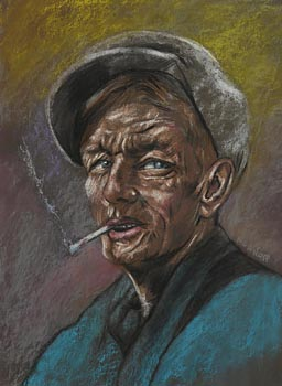 Harry Aaron Kernoff, The Dub at Morgan O'Driscoll Art Auctions
