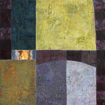 Tim Goulding, Oaxaca 10 (2007) at Morgan O'Driscoll Art Auctions