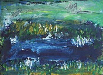Sean McSweeney, Conway's Bog (1989) at Morgan O'Driscoll Art Auctions