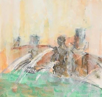 Camille Souter, Villa d'Este, Tivoli at Morgan O'Driscoll Art Auctions