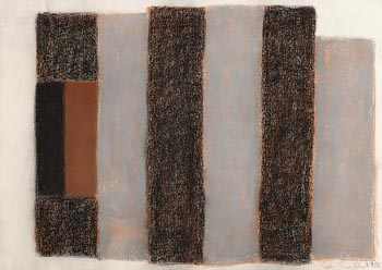 Sean Scully, Untitled 3-7-86 (1986) at Morgan O'Driscoll Art Auctions