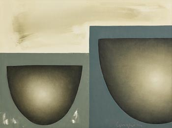 Guggi, Still Life - Vessels (2004) at Morgan O'Driscoll Art Auctions