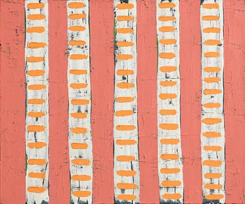 John Noel Smith, Ogham (1999) at Morgan O'Driscoll Art Auctions