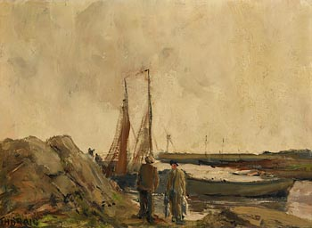 James Humbert Craig, Ardglass - Morning Catch at Morgan O'Driscoll Art Auctions