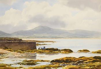 Frank J. Egginton, Ballydavid Bay, Dingle, Co Kerry at Morgan O'Driscoll Art Auctions