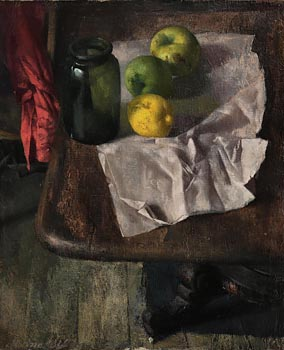 Patrick Hennessy, Studio Table at Morgan O'Driscoll Art Auctions