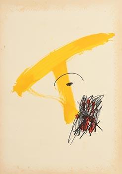 Antoni Tapies, Mestres de Catalunya (1974) at Morgan O'Driscoll Art Auctions