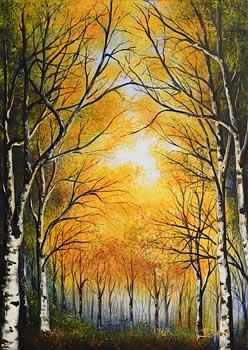 Simone Puorger, Grateful at Morgan O'Driscoll Art Auctions