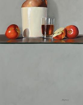Peter Kotka, Cider Apples at Morgan O'Driscoll Art Auctions