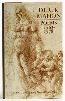 Derek Mahon, Poems 1962-1978 at Morgan O'Driscoll Art Auctions