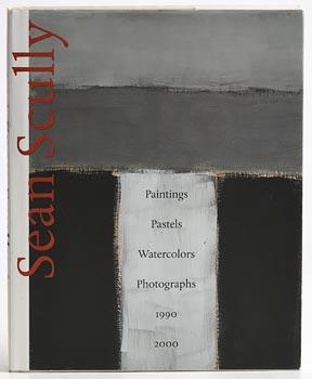 Sean Scully, Painting, Pastels, Watercolours, Photographs 1990-2000 at Morgan O'Driscoll Art Auctions