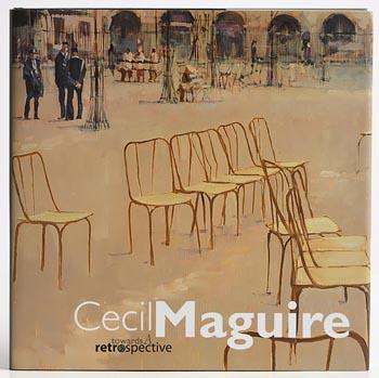 Cecil Maguire, Towards A Retrospective at Morgan O'Driscoll Art Auctions